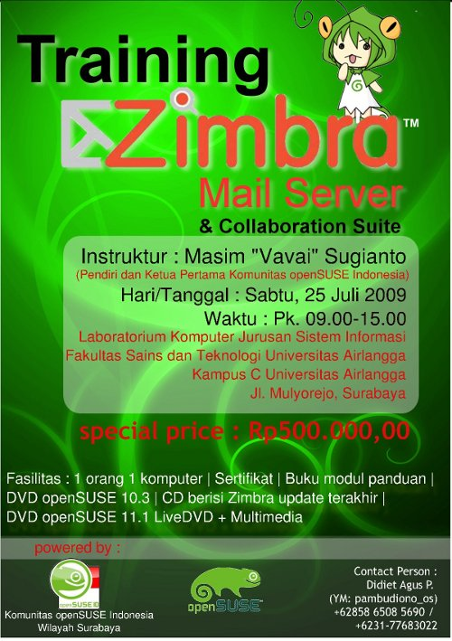 poster-training-zimbra-cilik