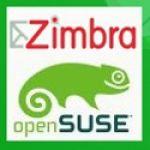 opensuse-zimbra